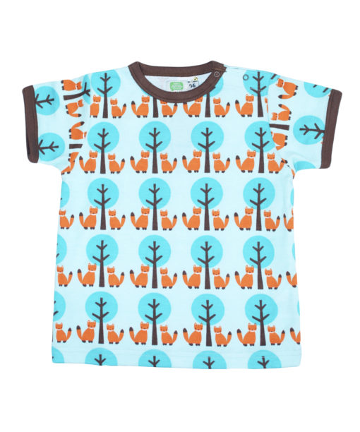 Sture&Lisa Shirt Füchse