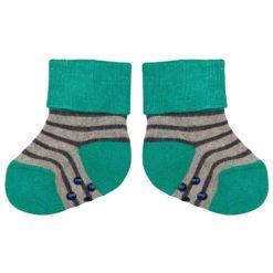 loud + proud Socken grey