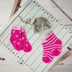 Blade & Rose Socken Pink
