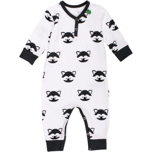 Fred's World Jumpsuit Raccoon