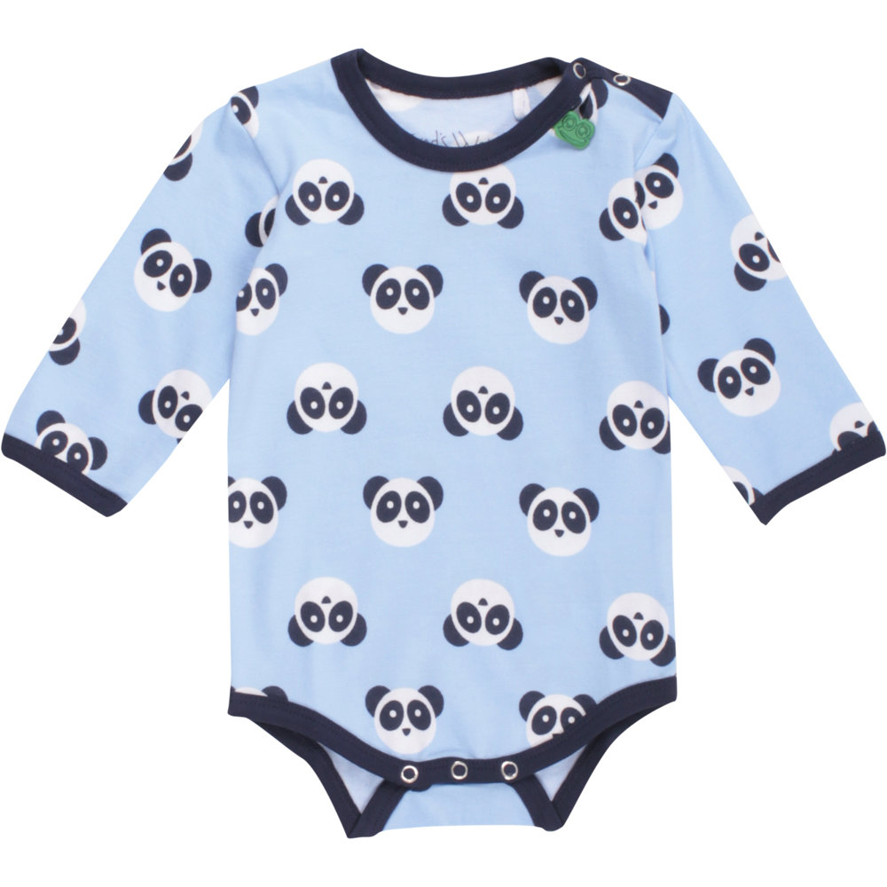 Fred's World Body Langarm Pandas