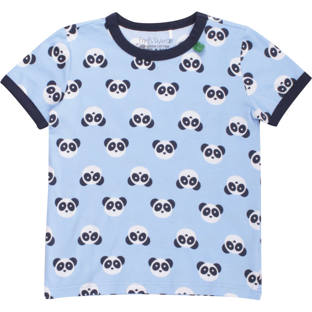 Fred's World Shirt Pandas