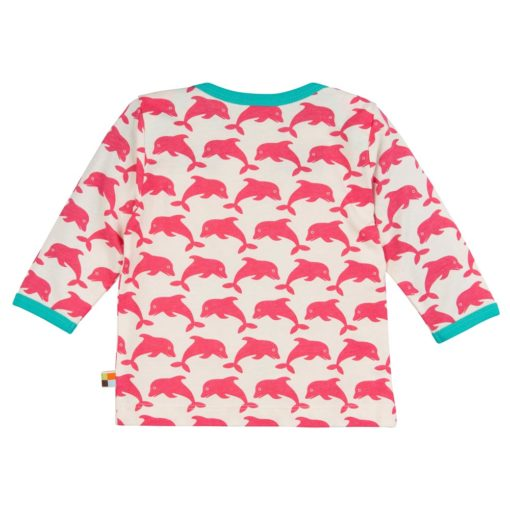 loud + proud Shirt Delfin