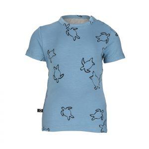 nOeser Shirt Schildkroete blau