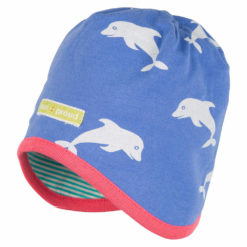 loud + proud Wendemütze Delfin