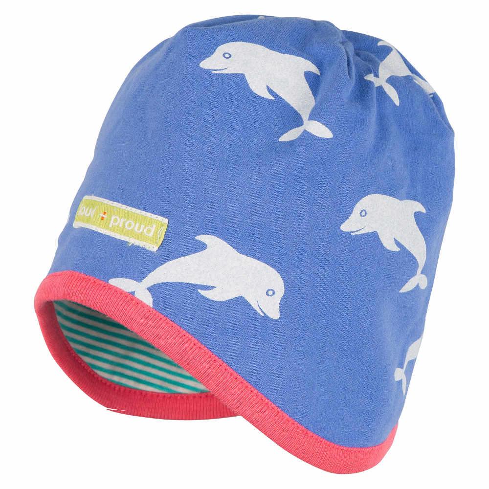 loud proud Body kurzarm pacific Delfine