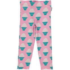 Maxomorra Dreiviertel Leggings Ice Cream