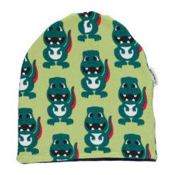 Maxomorra Mütze Dinosaurier