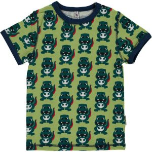 Maxomorra Shirt Dinosaurier