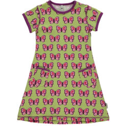 Maxomorra Dress Butterfly