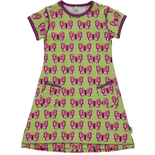 Maxomorra Dress Butterfly