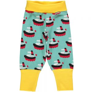 Maxomorra Pants Rib Boat