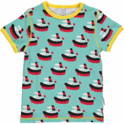 Maxomorra Shirt Boot
