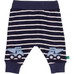 Fred's World Bulldozer Stripe Pants