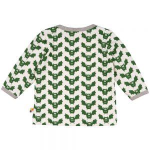 loud + proud Shirt langarm Fledermaus