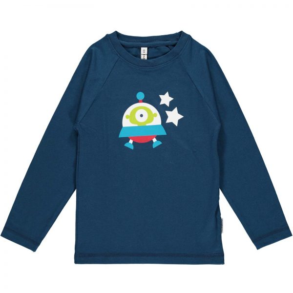 Maxomorra Shirt Spaceship