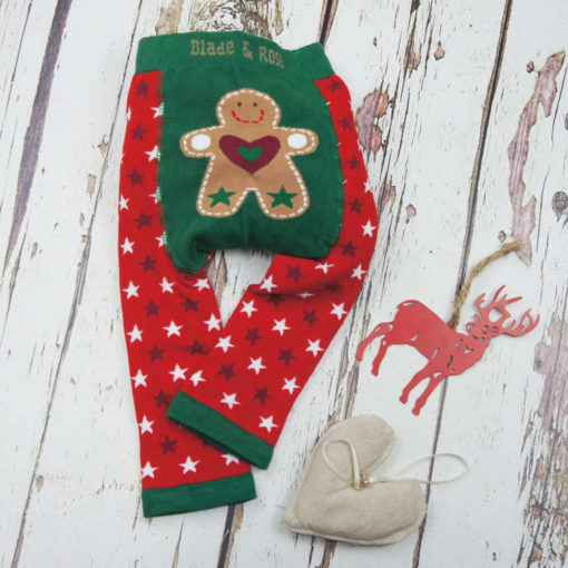 Blade & Rose Leggings Gingerbread