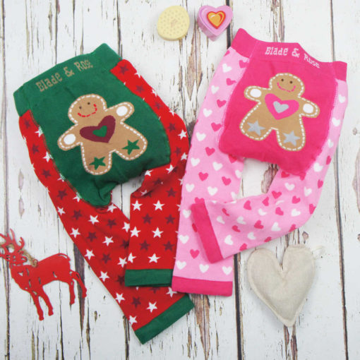 Blade & Rose Leggings Red Gingerbread