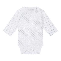 Sense Organics Baby Body langarm Luna Yvon Stars