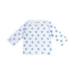 Sense Organics Shirt blaue Sterne