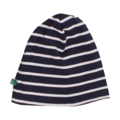 Fred's World Stripe Beanie blau