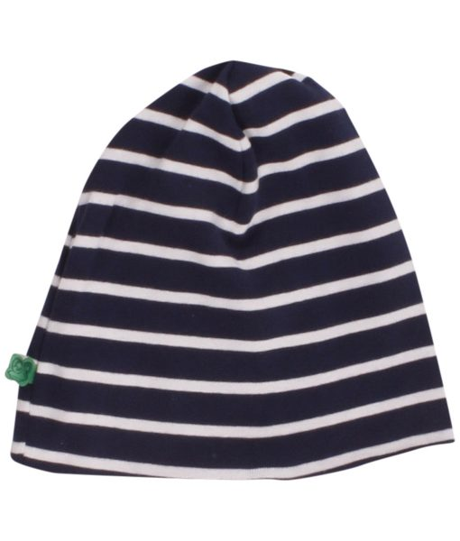 Fred's World Stripe Beanie blau
