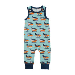 Maxomorra Playsuit Flugzeug
