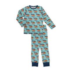 Maxomorra Pyjama Flugzeug