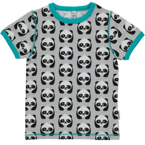 Maxomorra Shirt Pandas