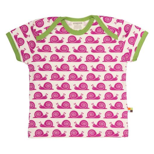 loud and proud T-Shirt fuchsia