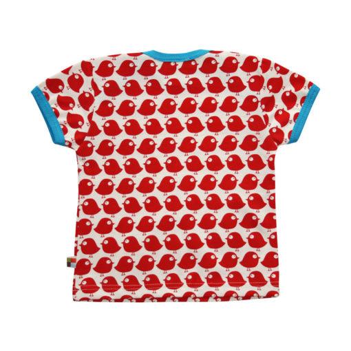 loud + proud T-Shirt tomato