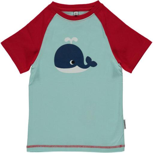 Maxomorra Shirt Walfisch