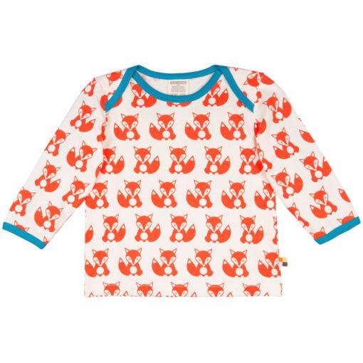 loud + proud Shirt Fuchs