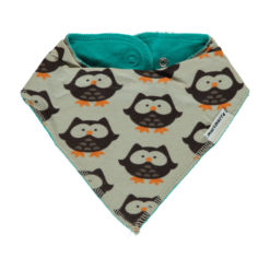 Maxomorra Bib Dribble Owl