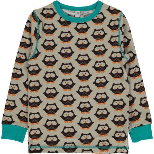 Maxomorra Shirt Eulen