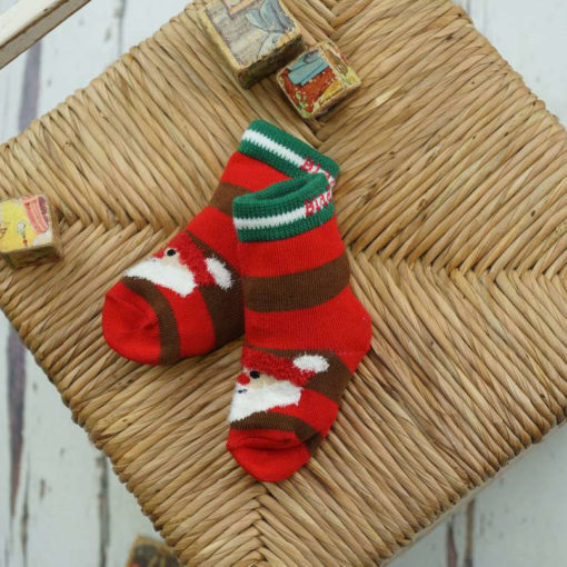 Blade & Rose Santa Fluffy Christmas Socks
