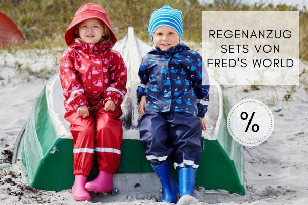 Fred's World Regenanzug Sets