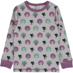 Maxomorra Shirt Katzen