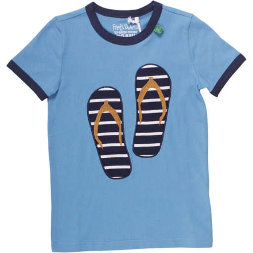Fred's World Flip-Flop Shirt
