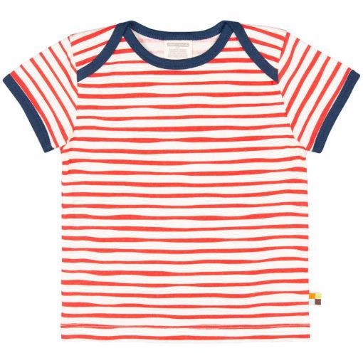 loud + proud T-Shirt Streifen