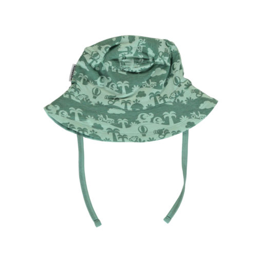 Maxomorra Hat Sun Jungle Landscape