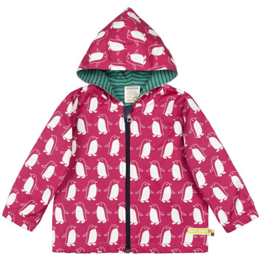 loud + proud Outdoorjacke Pinguin