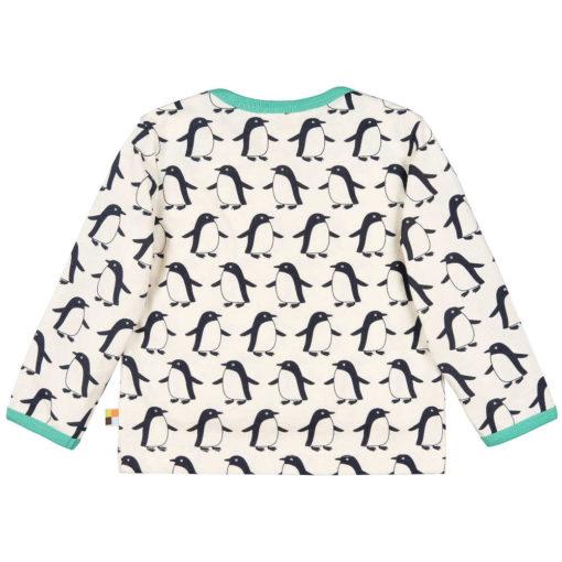 loud + proud Shirt Pinguin langarm
