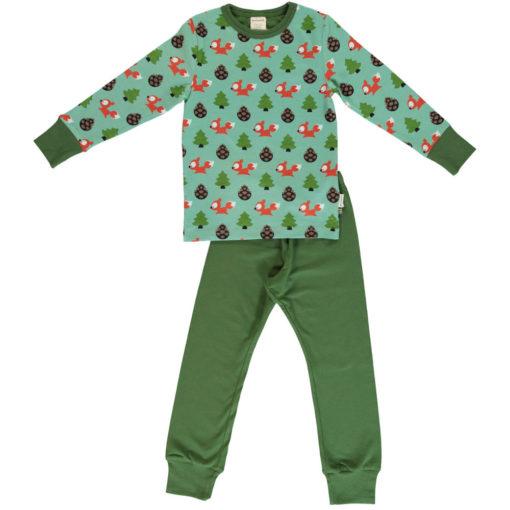 Maxomorra bunter Schlafanzug