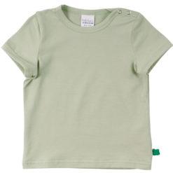 Fred's World T-Shirt kurzarm Alfa Baby Pale Moss