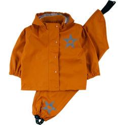 Fred's World Rainwear Set Baby Caramel