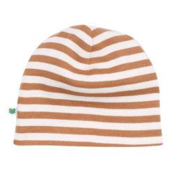 Fred's World Stripe Beanie Almond
