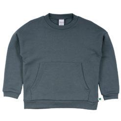 Fred's World Sweatshirt Pocket Stormy Blue